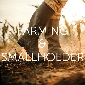 Barrier Farming & Smallholder