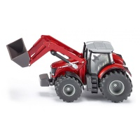 SIKU Massey Ferguson 8690 with Front Loader