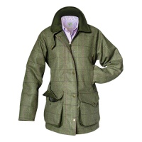 Hoggs Caledonia Tweed Waterproof Coat