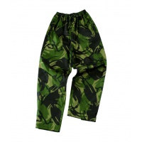 Waterproof Camouflage Trousers