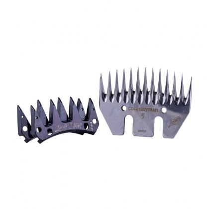 Lister Shearing Countryman Comb & Cutter Pack