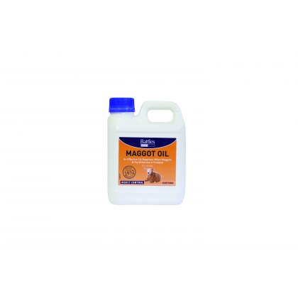 Battles Maggot Oil 1 Litre