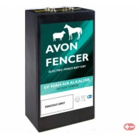 Avon Fencer 6V 40AH Electric Fence Battery