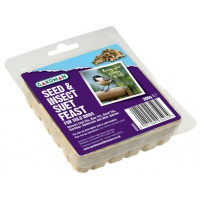Gardman Seed & Insect Suet Feast 300g