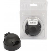 Agripak 7 Pin Trailer Socket (Plastic)
