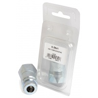 "Agripak Hydraulic Quick Release Coupling 1/2"" BSP Male"