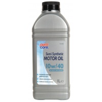 Autocare Semi Synthetic Motor Oil 10w/40 1 Litre