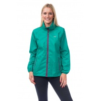Mac in a Sac Origin Unisex Waterproof Packaway Jacket - Emerald