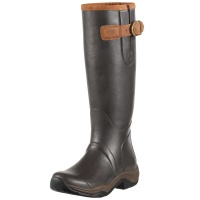 Ariat Stormstopper Ladies Wellington Boots - Chocolate