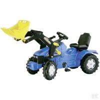 Rolly Ride On New Holland Toy