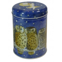 Emma Bridgewater Butter Shortbread in Owl Tin