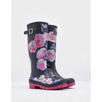 Joules Printed Wellington Boots