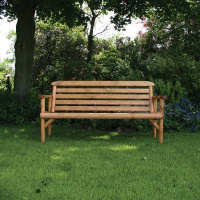 Rustic Bench 4ft