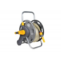 Hozelock 45m Capacity Assembled Hose Reel with 25m Hose