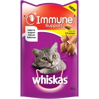 Whiskas Immune System Cat Treats 55g