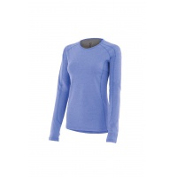 Noble Outfitters Hailey Long-Sleeve Crew Top