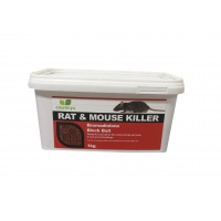 Country UF Rat & Mouse Killer Bromadiolone Block Bait 1kg