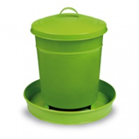 Hen Party Green Feeder Bucket 4kg