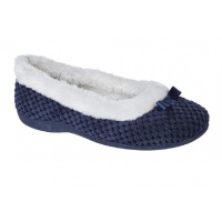 Karina Quilted Slippers