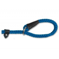 Ancol Rope Slip Lead - Blue