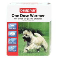 Beaphar One Dose Wormer for Small Dogs - 3 Tablets