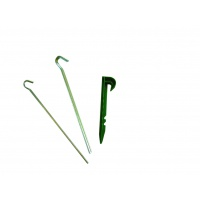 Plastic Garden Pegs - Pack of 10