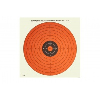 Dayglow Targets - Pack of 50