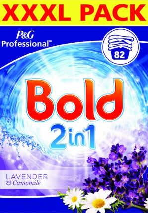 Bold Washing Powder Lavender & Camomile 82 Washes