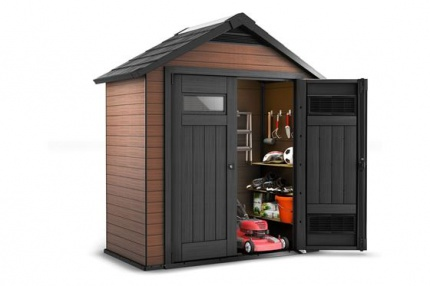 Keter Fusion 754 Garden Shed