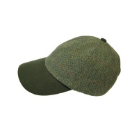 Hoggs Edinburgh Tweed Cap