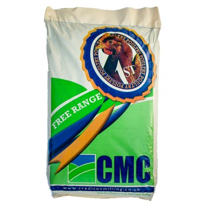 CMC Free Range Layers Pellets 20kg