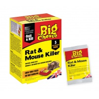 Rat & Mouse Killer - Pack of 5