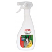 Antibacterial Hutch and Cage Cleaner 500ml