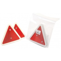 Agripak Reflective Triangles 7' - Pack of 2