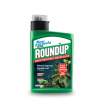 Roundup Weedkiller Ultra 1000ml Concentrate