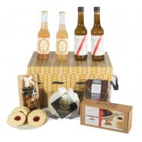 Devon Hampers Jingle Bells Gift Box