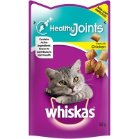 Whiskas Healthy Joints Cat Treats 55g
