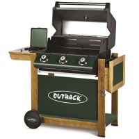 Outback Ranger Gas BBQ