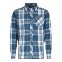 Weirdfish Mens Ezra Shirt