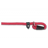 Ancol Rope Slip Lead - Red
