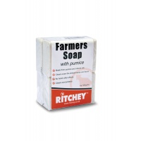 Farmers Soap with Pumice - 4 Bars