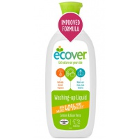 Ecover Lemon & Aloe Vera Washing Up Liquid 1 Litre