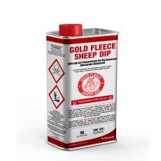 GOLD FLEECE SHEEP DIP 5L