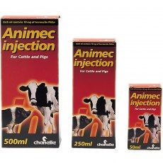 ANIMEC INJECTION 500ML