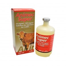 ANIMEC SUPER INJECTION 500ML
