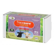 TRACESURE I CATTLE 54G 10PK