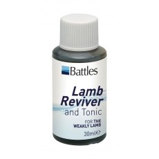 BATTLES LAMB REVIVER & TONIC 30ML