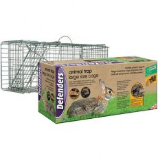 TRAP ANIMAL LGE CAGE DEFENDERS