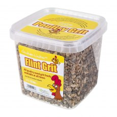 FLINT GRIT CHICKEN 1.5KG C/LICKIN