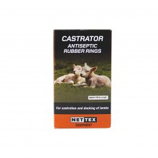 NETTEX CASTRATION RING